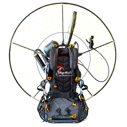 SkyMax Paramotors Harness